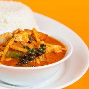 Green curry - Roza Slon