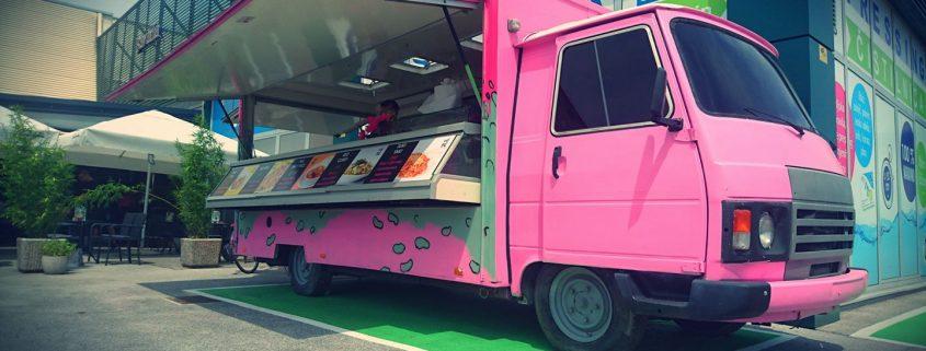Tajska Restavracija Roza Slon - Food Truck BTC